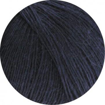 LACE SETA - nachtblau