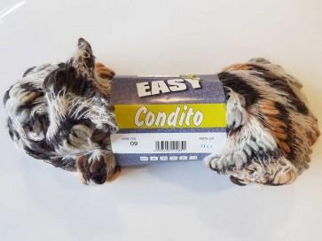 CONDITO - Mokka/Camel/Grau/Natur/Beige - 9 (Big&Easy)