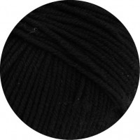 COOL WOOL BIG - schwarz