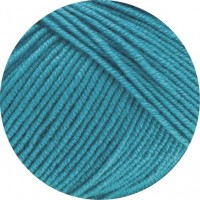 COOL WOOL - Azurblau