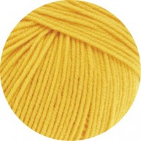 COOL WOOL - Gelb - 419