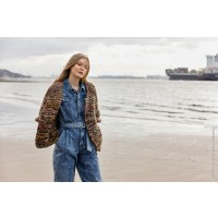 LOOKBOOK NR. 9 - Modell 7 Jacke