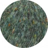 lala BERLIN FLUFFY - Graugrün meliert