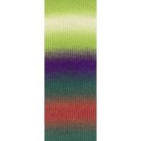 MEILENWEIT 100 MAGICO II - Neonviolett/Pistazie/Grüngelb/Petrolgrün/Tonrot - 3579