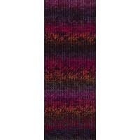 MEILENWEIT 100 TUCANO - Violett/Pink/Rot/Orange - 7422
