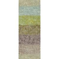 ROMANZA - Mint/Grüngrau/Grau/Auberginegrau/Khaki/Pistazie - 8