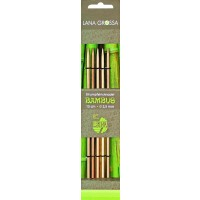 Strumpfstricknadel Bambus 20/7,0