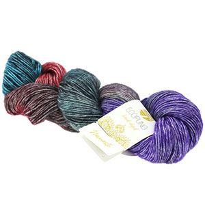 Ecopuno hand-dyed